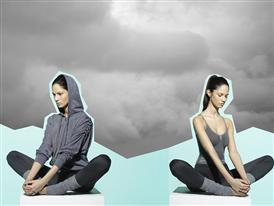Stella McCartney FW11 Yoga