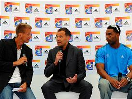adidas Press Conference at the IAAF World Championships - Day 2