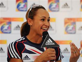 Jessica Ennis Press Conference