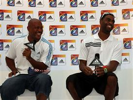 adidas media centre IAAF World Championships Daegu - Day 4