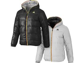 Тази зима ще бъде топла и мека с якетата и палтата от adidas