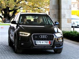 adidas & audi experience day