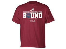 adidas Bound Shirt Alabama