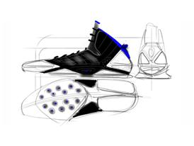 adiPower Howard 2 Design Sketch
