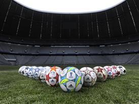 adidas UCL 2012 Final Ball Launch
