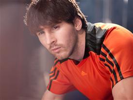 Leo Messi and Clima 365