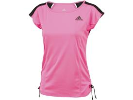 RUN Decollete SS T-Shirt