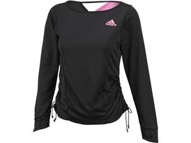 RUN Decollete LS T-Shirt