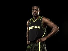 Baylor adidas adizero Away Uniform