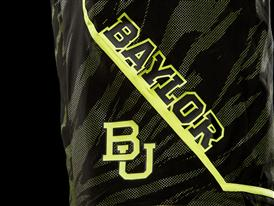 Baylor adidas adizero uniform short