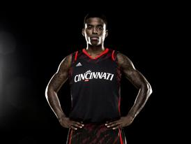 Cincinnati adidas adizero Away uniform