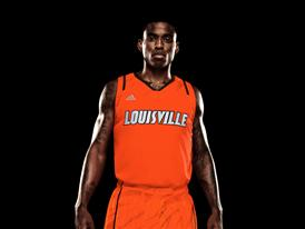 Louisville adidas adizero Away Uniform