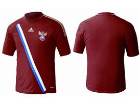 Russia – home kit