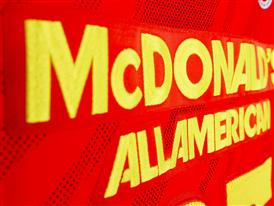 McDonald's All American adizero East Uniform Jersey