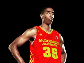 McDonald's All American adizero East Uniform