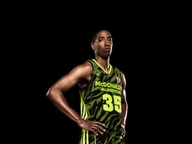 McDonald's All American adizero West Uniform 2