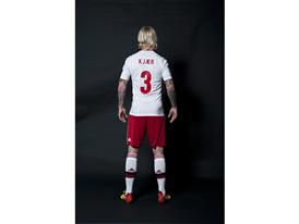 Denmark - away kit
