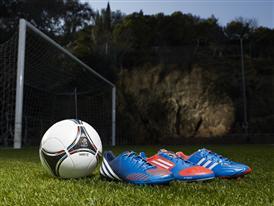 adidas Tango 12 and adidas boots for UEFA Euro 2012