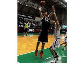 Tornike Shengelia - adidas Eurocamp 2012 - Day 2