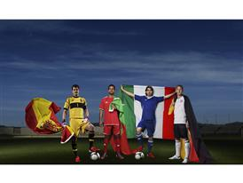 UEFA Euro 2012 Semi Finalists