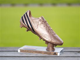 UEFA Euro 2012 bronze boot