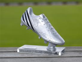UEFA Euro 2012 Silver Boot