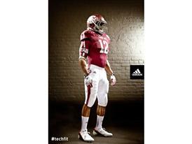 adidas Texas A&M Lone Star Uniform_QUARTER