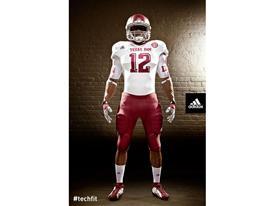 adidas Texas A&M Lone Star Away Uniform_Front