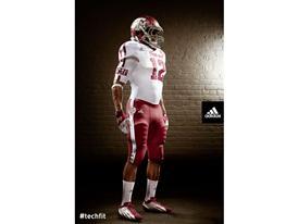 adidas Texas A&M Lone Star Away Uniform_Quarter