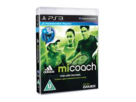miCoach for Playstation 3