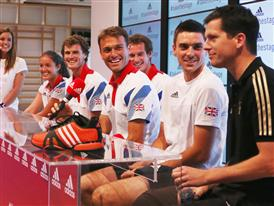 Team GB Tennis.