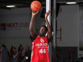 Daniel Hamilton 721 - adidas Nations Day One