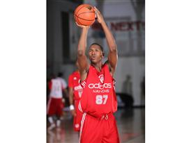 Jordan Mathews - adidas Nations Day One