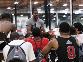 Dwight Howard / adidas Nations Day One