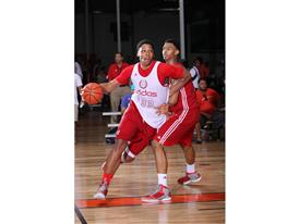Jahlil Okafor / adidas Nations Day One