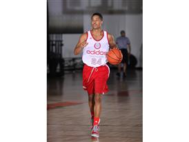 Romelo Trimble / adidas Nations Day One