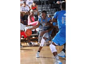 Emmanuel Mudiay / adidas Nations Day One