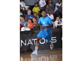 Isaiah Whitehead / adidas Nations Day One