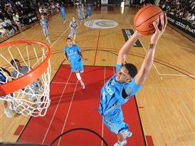Jahil Okafor / adidas Nations Day One