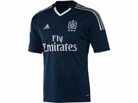 Das neue HSV Away Jersey