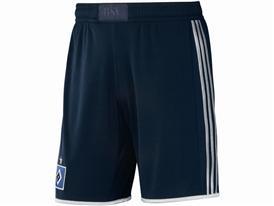 Die neue Short des HSV Away Jerseys