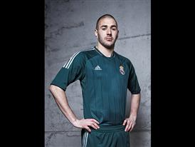 Real Madrid Players - Benzema