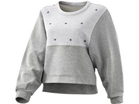 adidas by Stella McCartney A/W '12 - Essentials Studded Sweatshirt