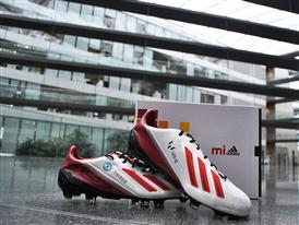 Messi miadidas - at adidas