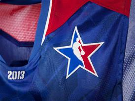 adidas NBA All-Star Jersey EAST Detail 3