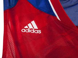 adidas NBA All-Star WEST Jersey Detail 2