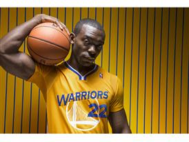 Golden State Warriors Jersey Charles Jenkins 1