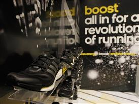 BOOST™ - all in for a revolution of running