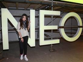 adidas NEO Label 2013SS Selena Gomez NY event 2