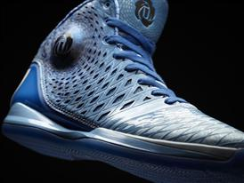 D Rose 3.5, Triple Blue, Detail 1